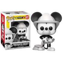 POP!: Disney - Firefighter Mickey Mickey's 90th Photo