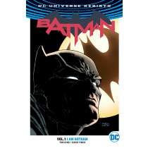 BOOK: DC Rebirth Batman Volume 1 - I Am Gotham Photo