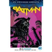 BOOK: DC Rebirth Batman Volume 2 - I Am Suicide Photo