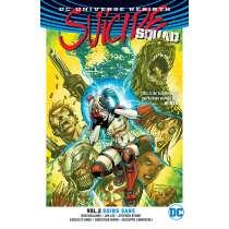 BOOK: DC Rebirth Suicide Squad Volume 2 - Going Sane Photo