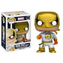 POP!: Marvel - Iron Fist Gold (Previews Exclusive) Photo