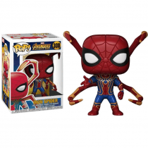 POP!: Infinity War - Iron Spider with Legs (Exclusive) Photo