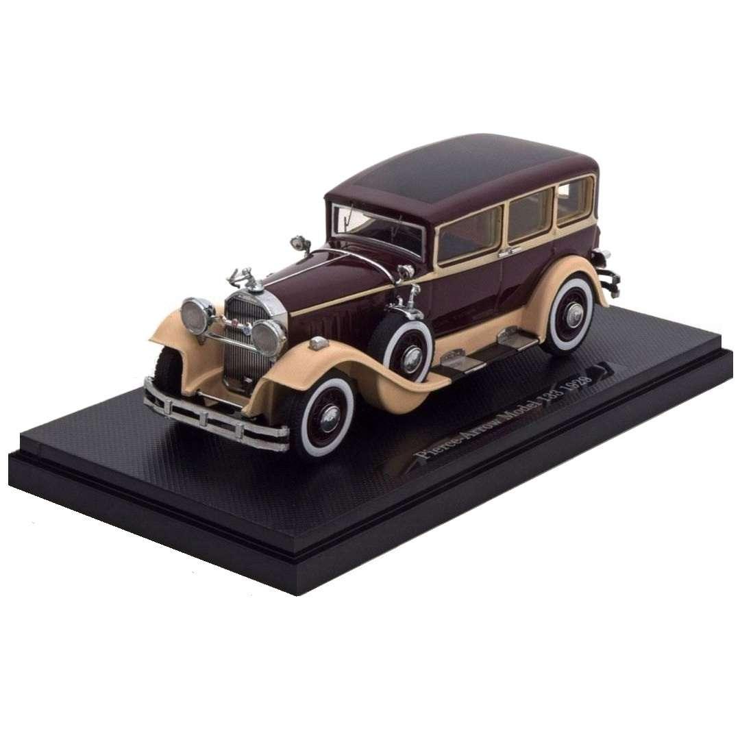 Diecast Car 1/43: Street Cars - Pierce Arrow Model 133, 1929 Photo