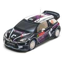 Diecast Car 1/18: Rally - Citroen DS3 WRC, Rallye Portugal 2012 Photo