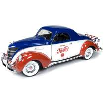 Diecast Car 1/18: Street Cars - Lincoln Zephyr Coupe (Pepsi), 1937 Photo