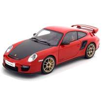 Diecast Car 1/18: Street Cars - Porche 911 (977) GT2 RS, 2010 Photo