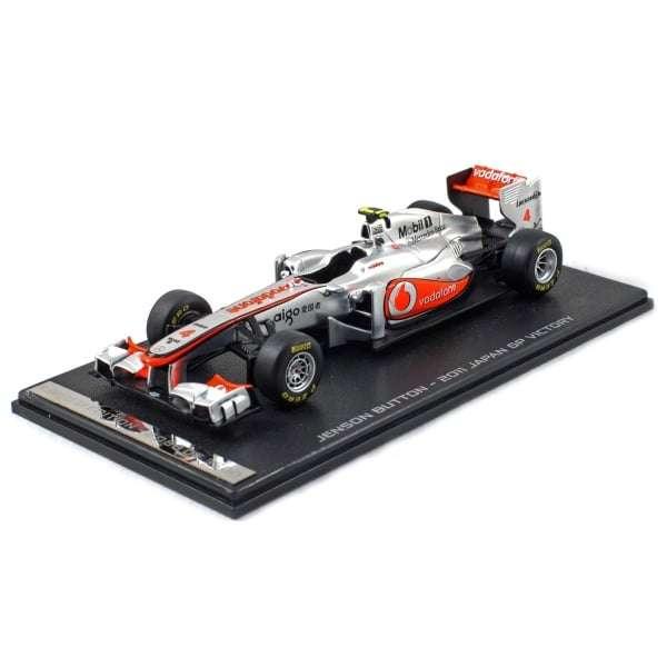 Diecast Car 1/43: Formula 1 - McLaren Mercedes F1, 2011 Photo