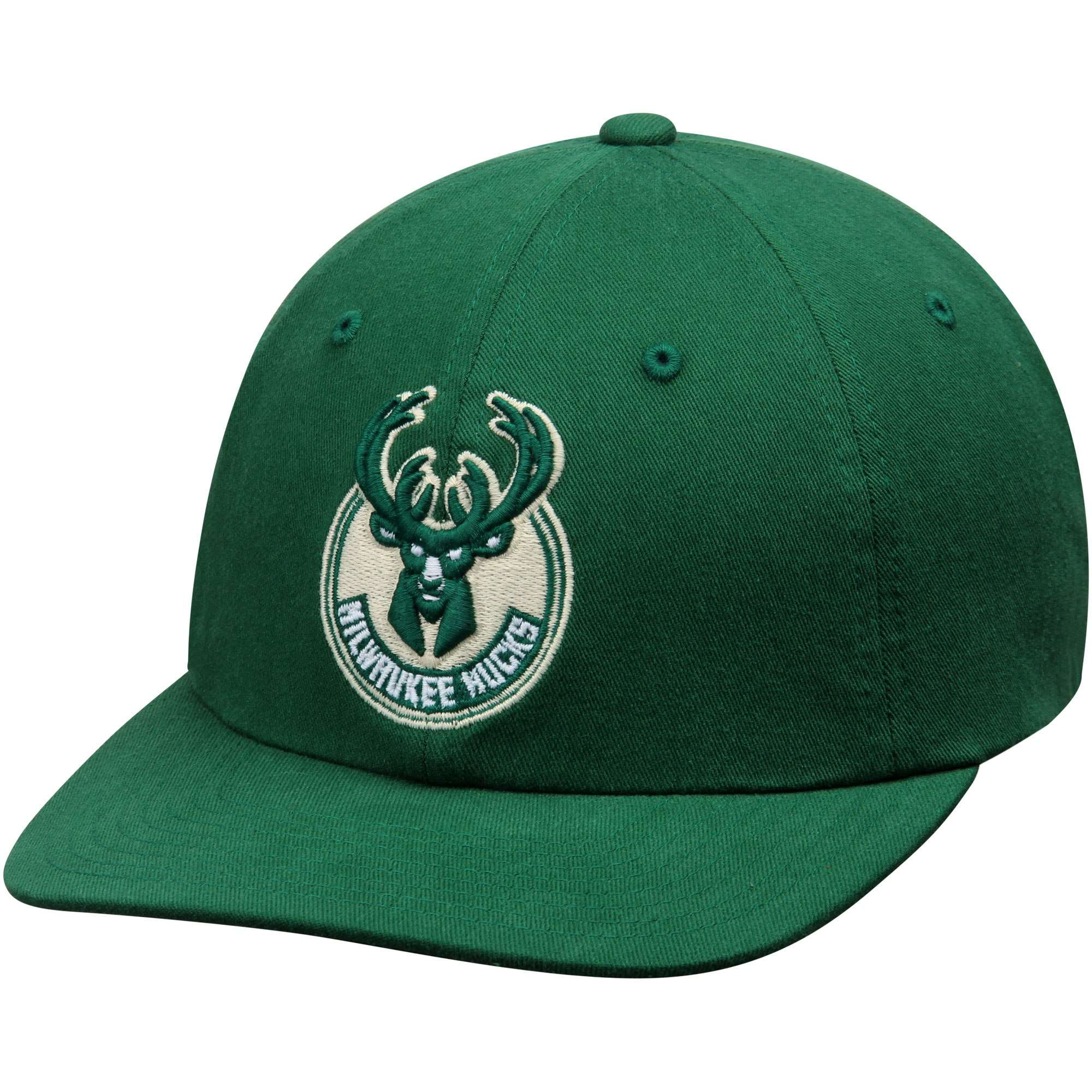 Hat: NBA - Milwaukee Bucks Green Basic Photo