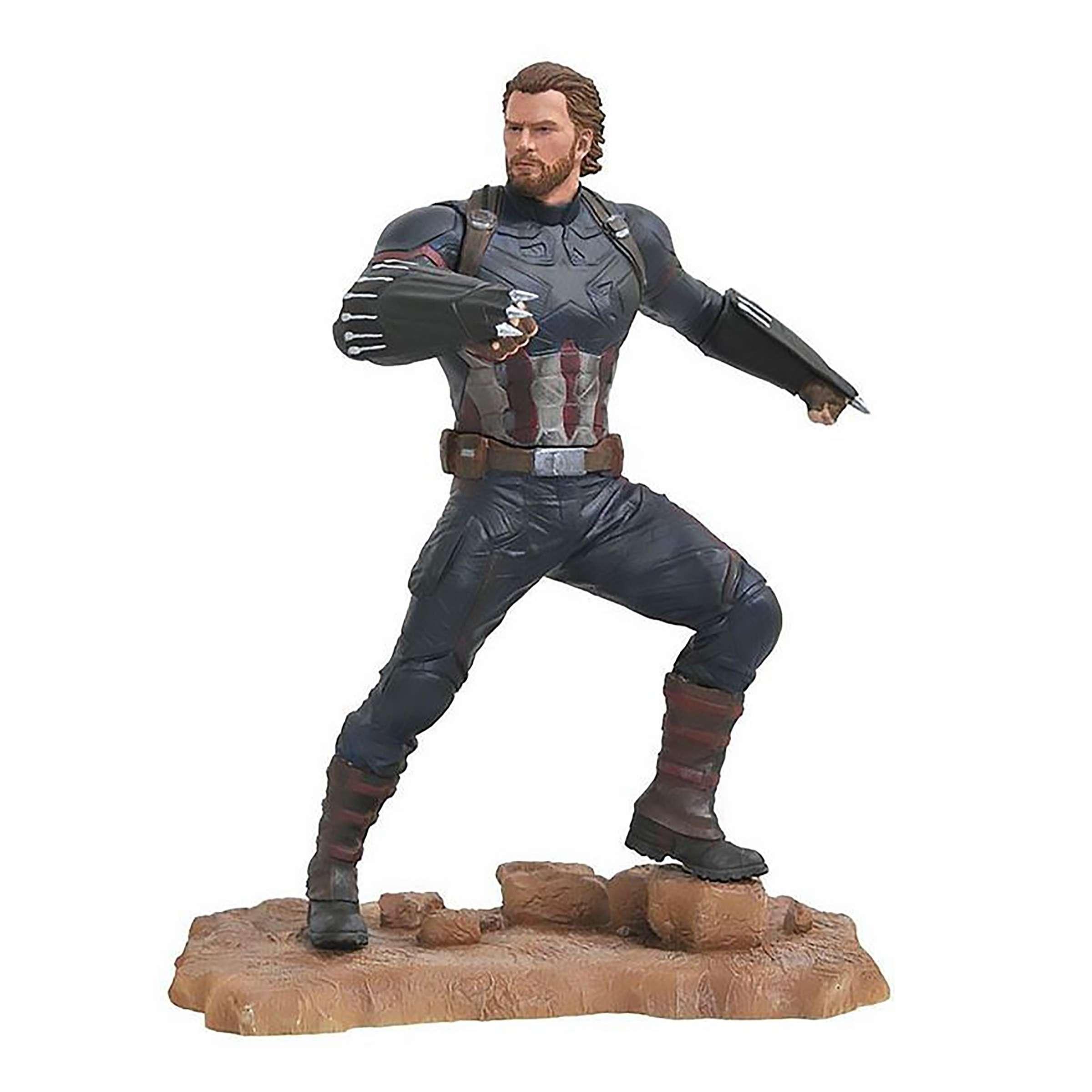 Marvel Gallery: Infinity War - Captain America Photo