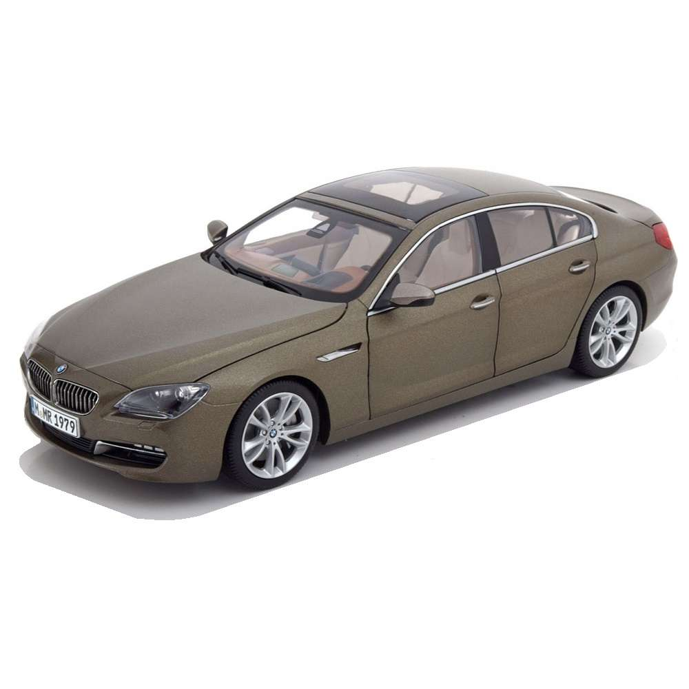 Diecast Car 1/18: Street Cars - BMW 650i GT 6-Series Gran Coupe Photo