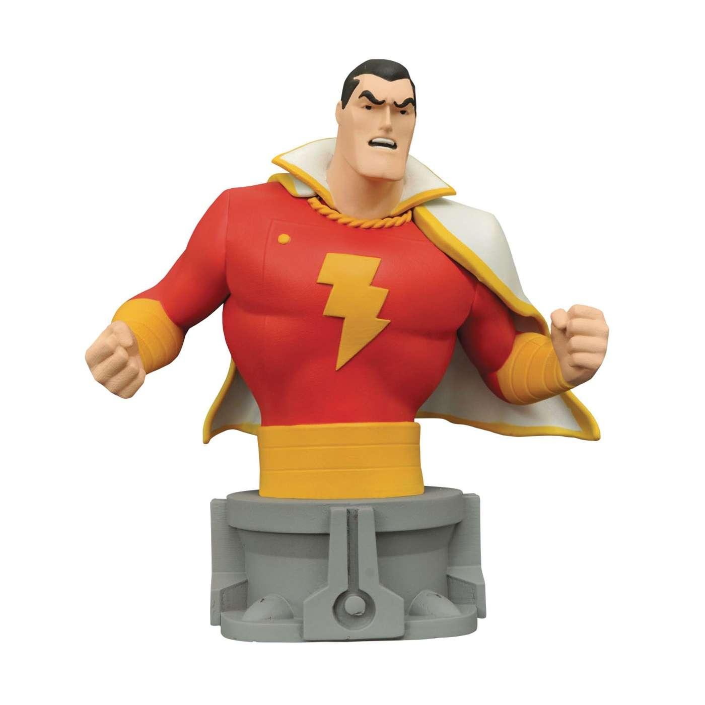Bust: Justice League Animated Series - Shazam Photo