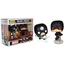 POP!: Marvel - Bullseye & Daredevil (Marvel Collector Corps Exclusive) Photo