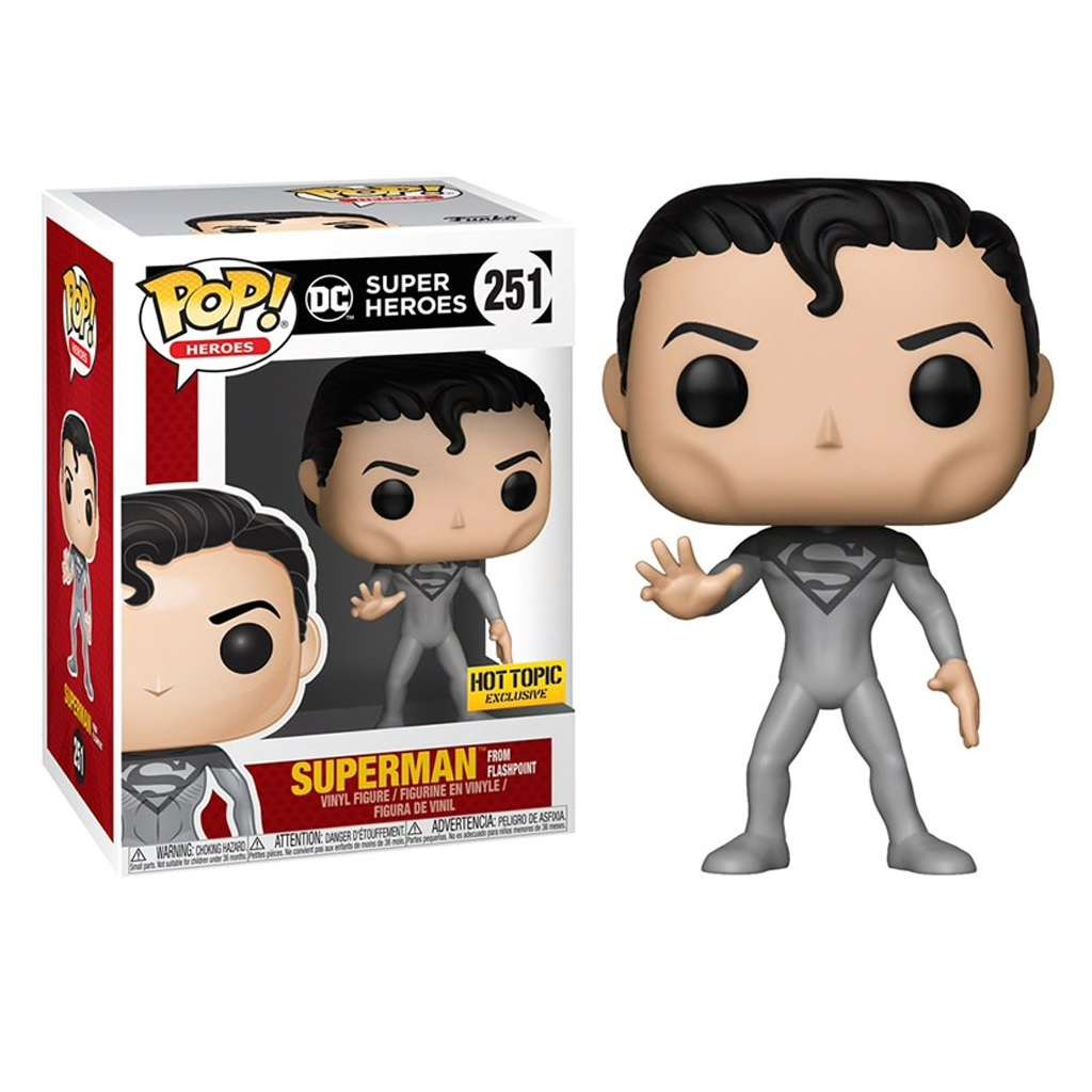 POP!: DC Comics - Superman from Flashpoint (Hot Topic Exclusive) Photo