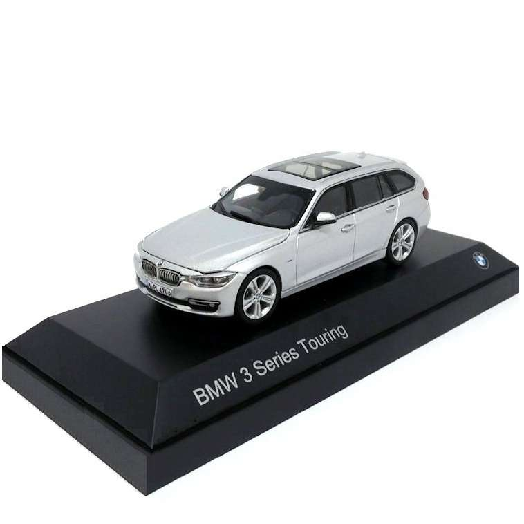 Diecast Car 1/43: Street Cars - BMW 3 Series Touring F31, 2012 Photo