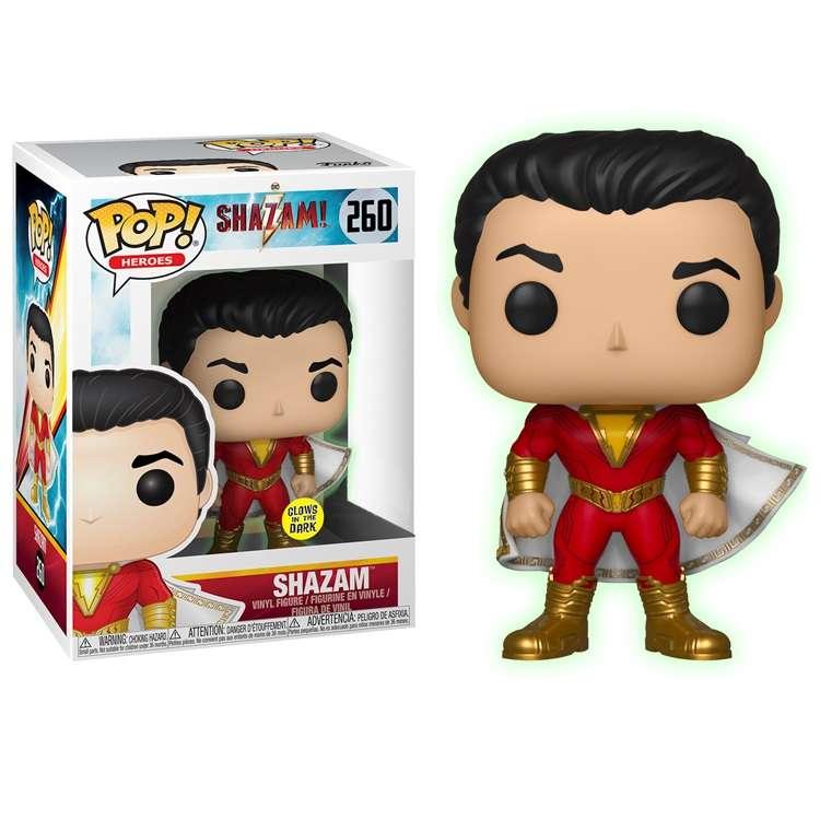 POP!: Shazam! - Shazam GITD (Exclusive) Photo