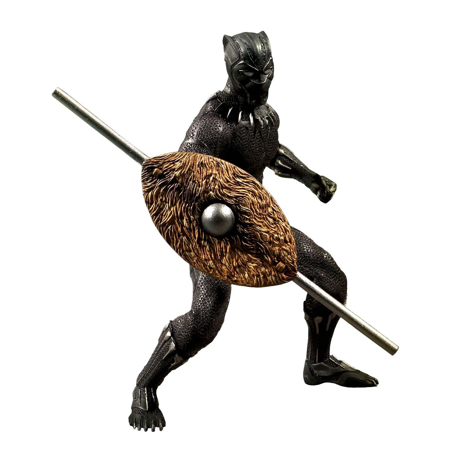 Action Figure: Black Panther - Black Panther Photo
