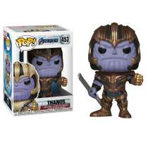 POP!: Avengers Endgame - Thanos Photo