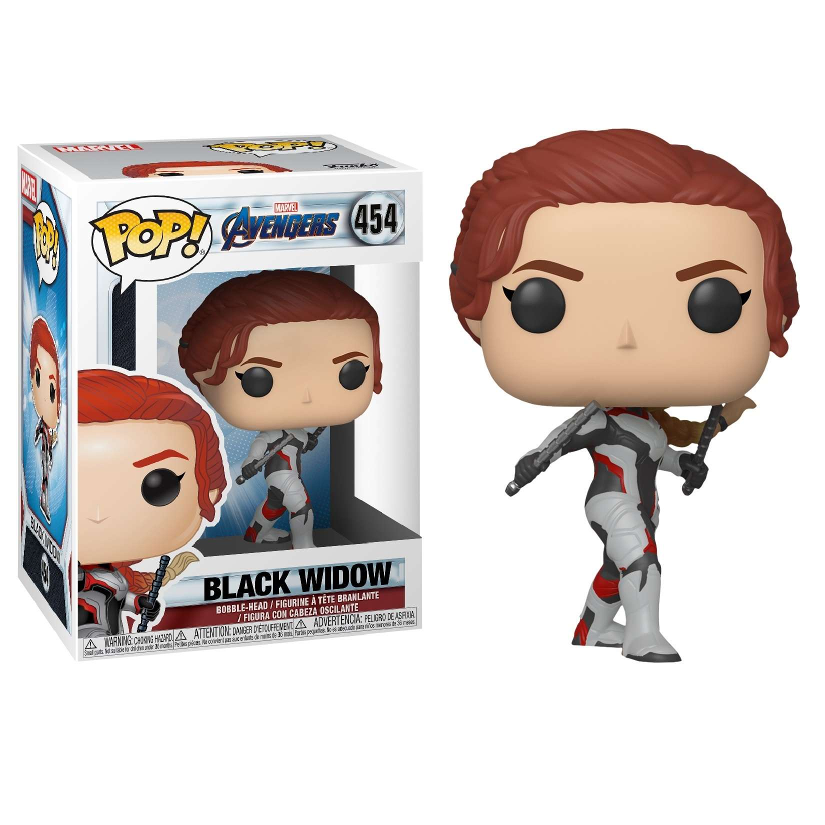 POP!: Avengers Endgame - Balck Widow Photo