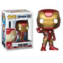 POP!: Avengers Endgame - Iron Man (Exclusive) Photo