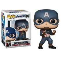 POP!: Avengers Endgame - Captain America (Exclusive) Photo