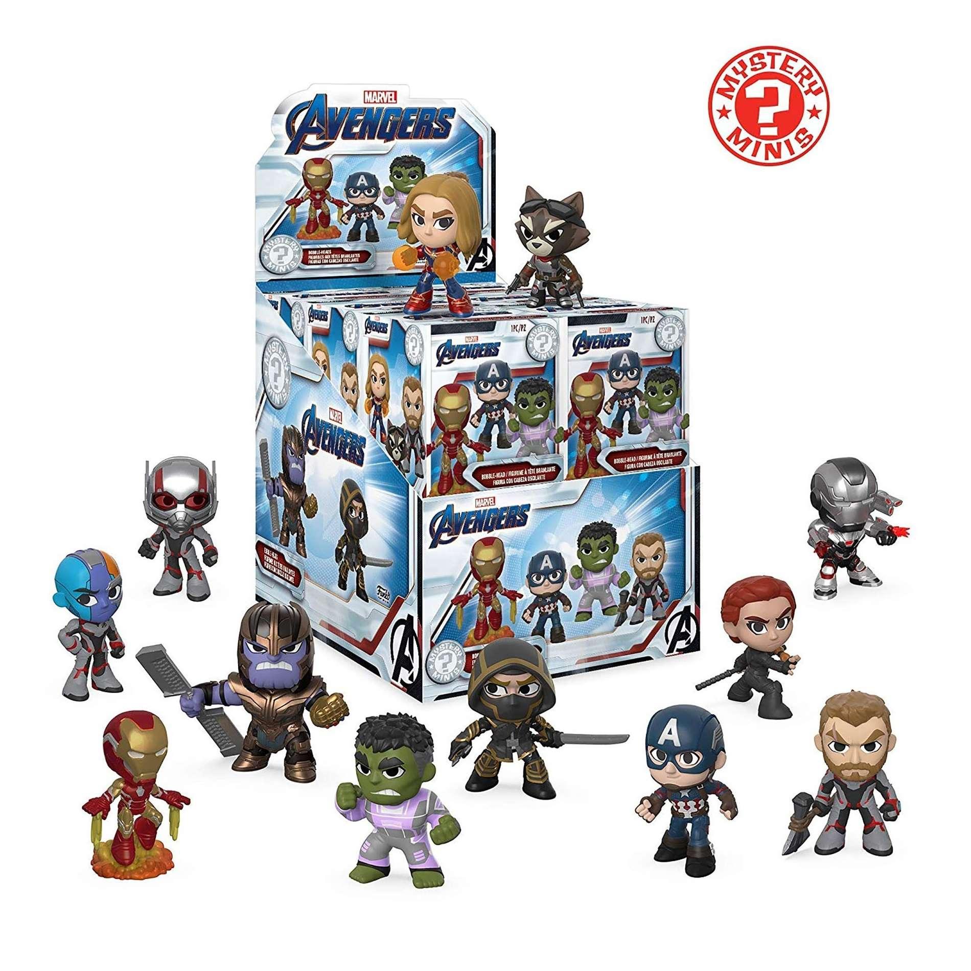 Mystery Mini - Avengers Endgame Blind Box (1 Pcs) Photo