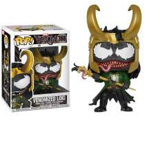 POP!: Venom - Venomized Loki (Exclusive) Photo