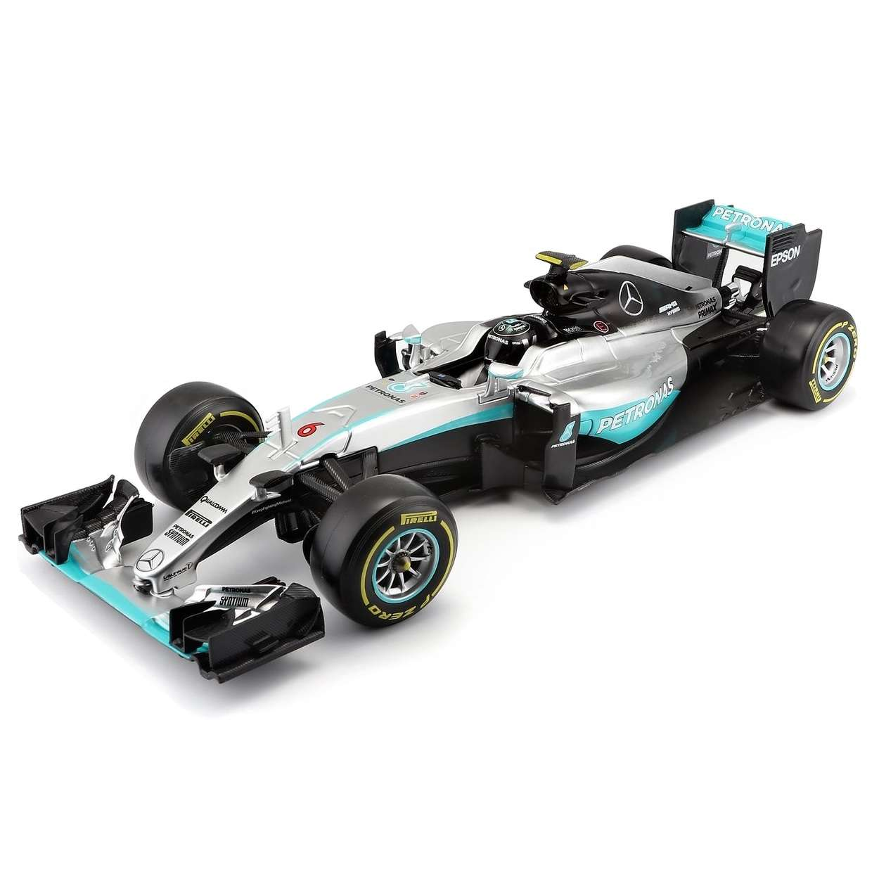 Diecast Car 1/18: Formula 1 - Mercedes AMG F1 FW07 Hybrid, 2016 Photo