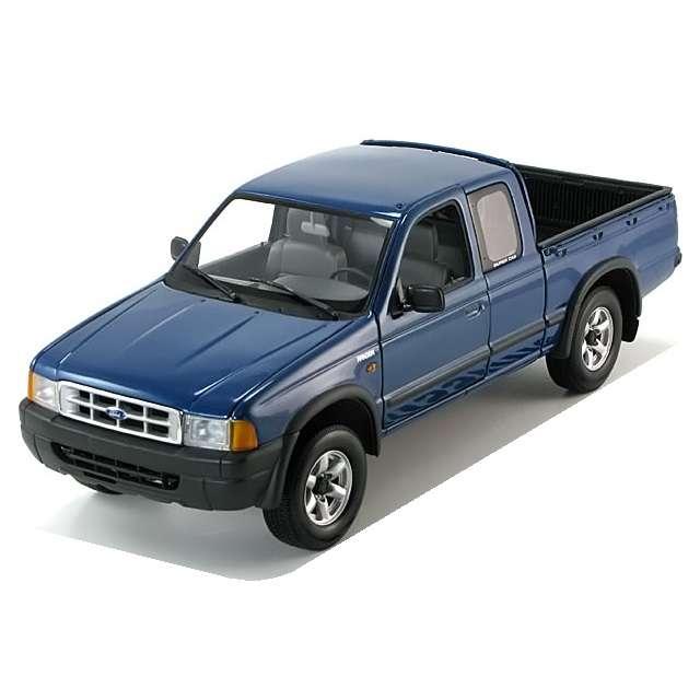 Diecast Car 1/18: Street Cars - Ford Ranger, 2000 Photo