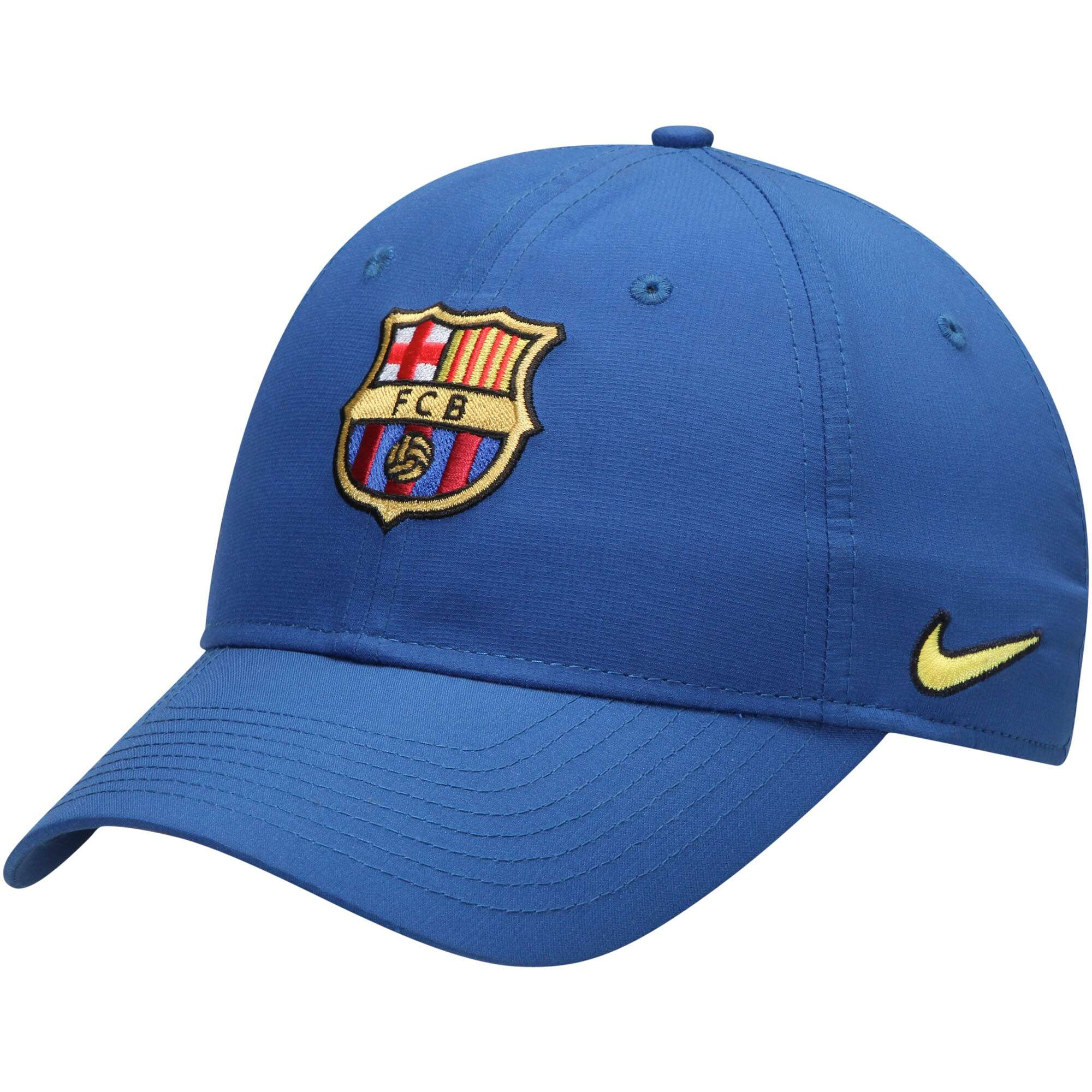 Hat: Soccer - Barcelona Blue Dry L91 Photo