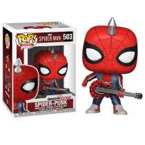 POP!: Spider-Man - Spider-Punk (Exclusive) Photo