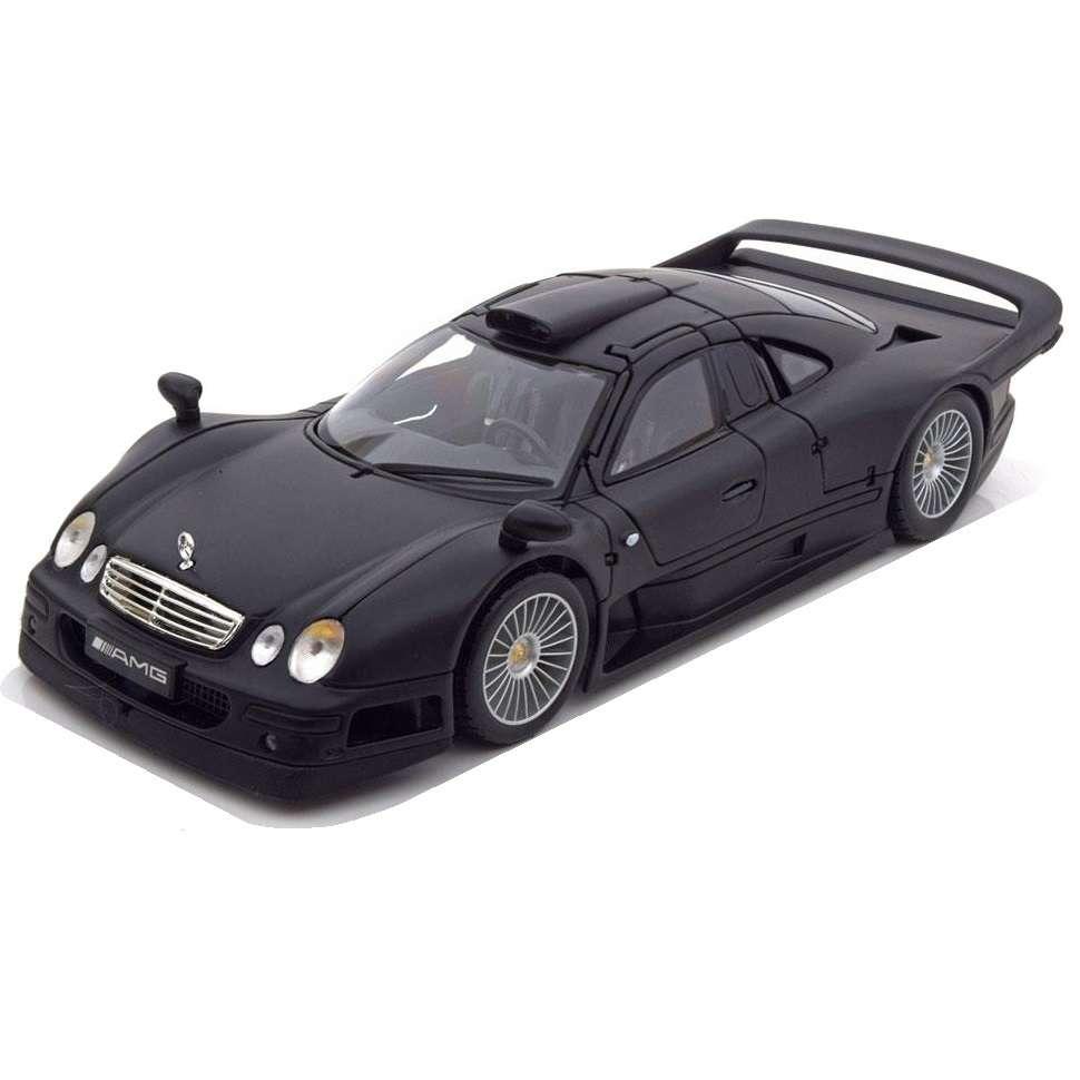 Diecast Car 1/18: Street Cars - Mercedes-Benz CLK-GTR, 1998 Photo