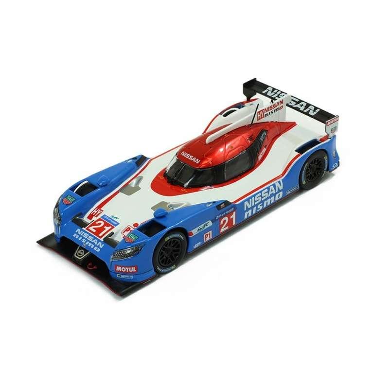 Diecast Car 1/43: Racing - Nissan GT-R LM Nismo #21, 2015 Photo