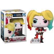 POP!:  DC Comics - Harley Quinn w/ Boombox Rebirth (Exclusive) Photo