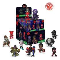 Mystery Mini - Spider-Man: Into the Spider-Verse Blind Box (1 Pcs) Photo