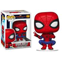 POP!: Spider Man Far From Home - Spider Man Hero Suit Photo