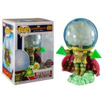 POP!: Spider Man Far From Home - Mysterio Glow in the Dark (Exclusive) Photo