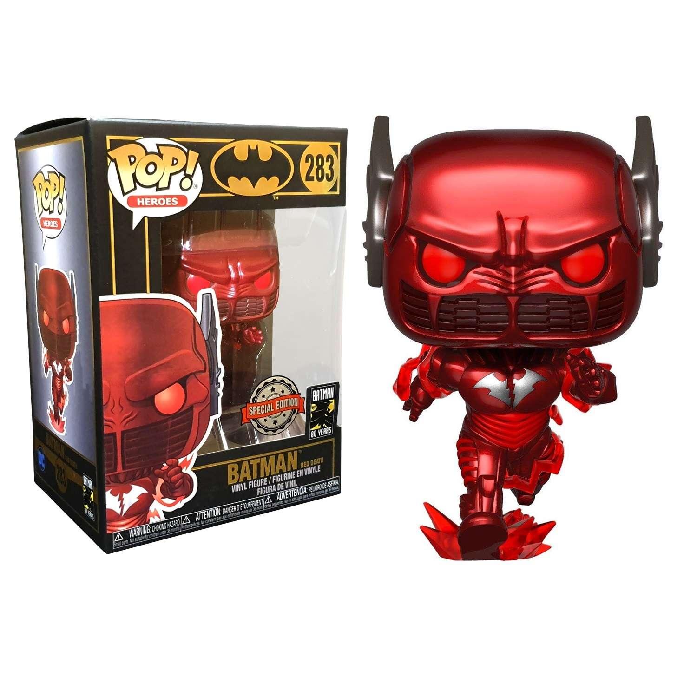 POP!: Batman - Batman Red Death (Exclusive) Photo