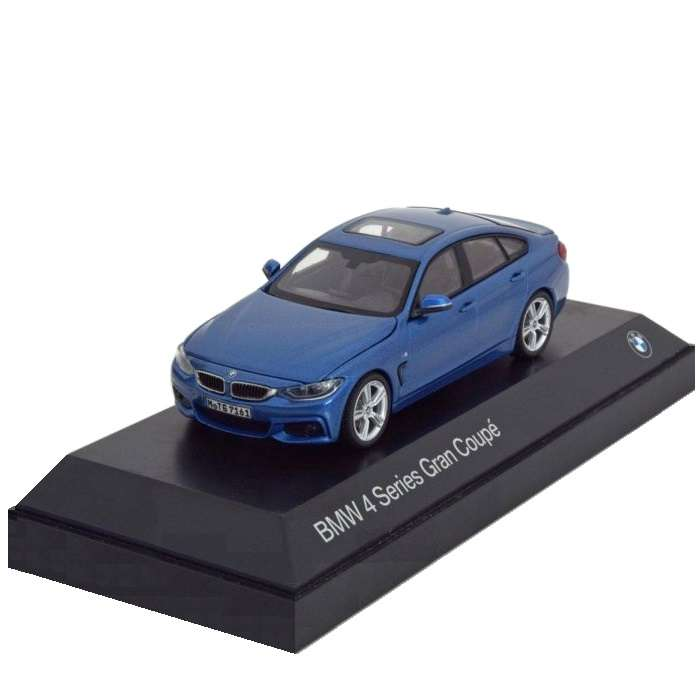 Diecast Car 1/43: Street Cars - BMW 4er 4 Series (F36) Gran Coupe, 2015 Photo