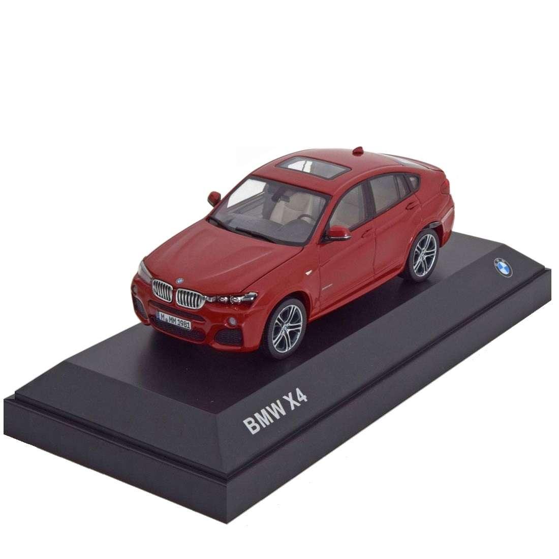Diecast Car 1/43: Street Cars - BMW X4 (F26), 2014 Photo
