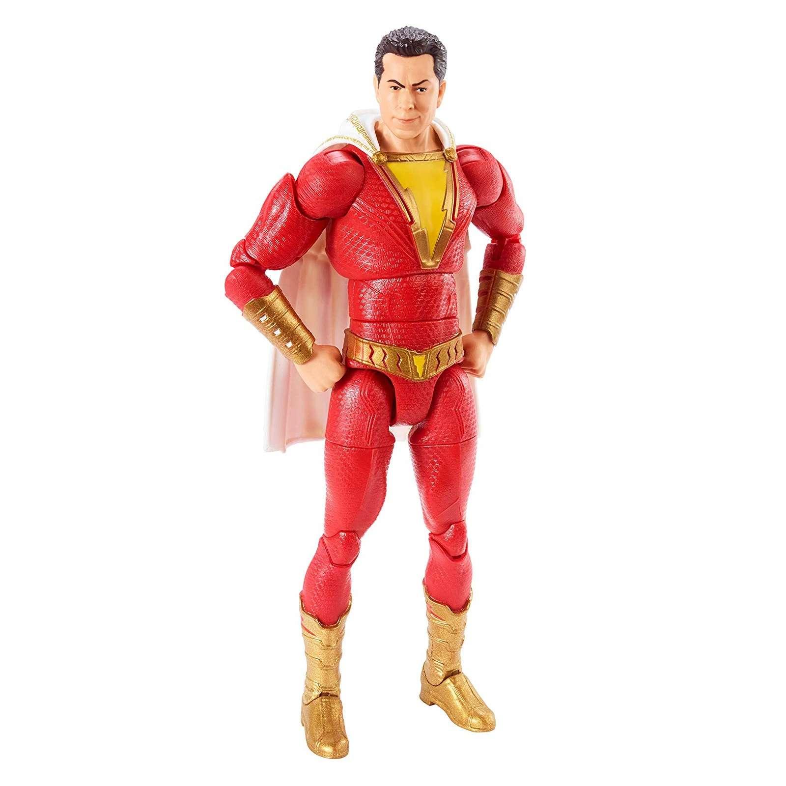 Action Figure: DC Comics - Shazam Photo