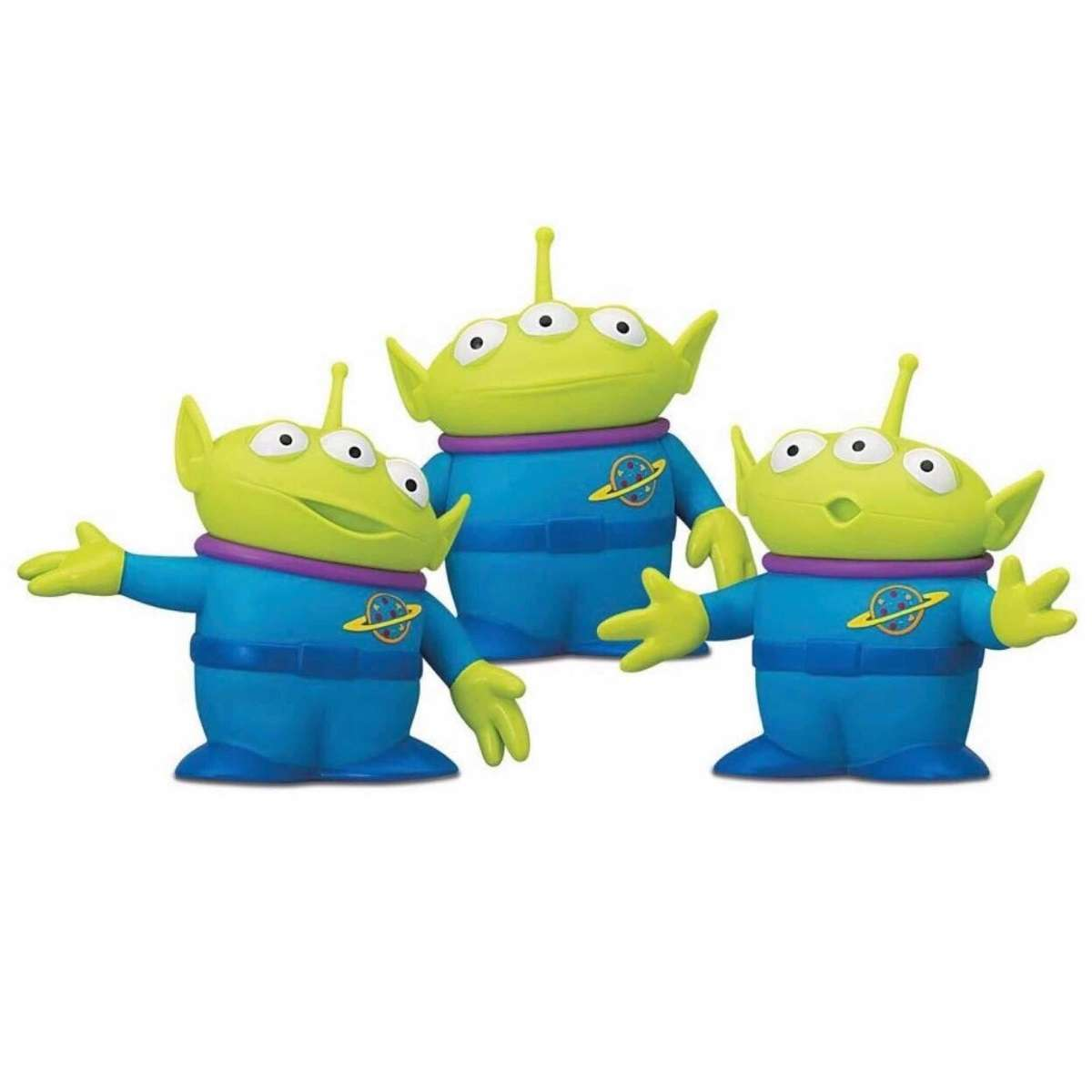Signature Collection: Toy Story - Space Aliens 3-Pack Photo