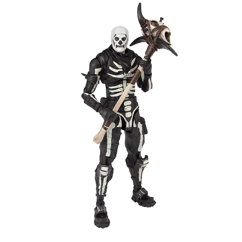 Action Figure: Fortnite - Skull Trooper Photo