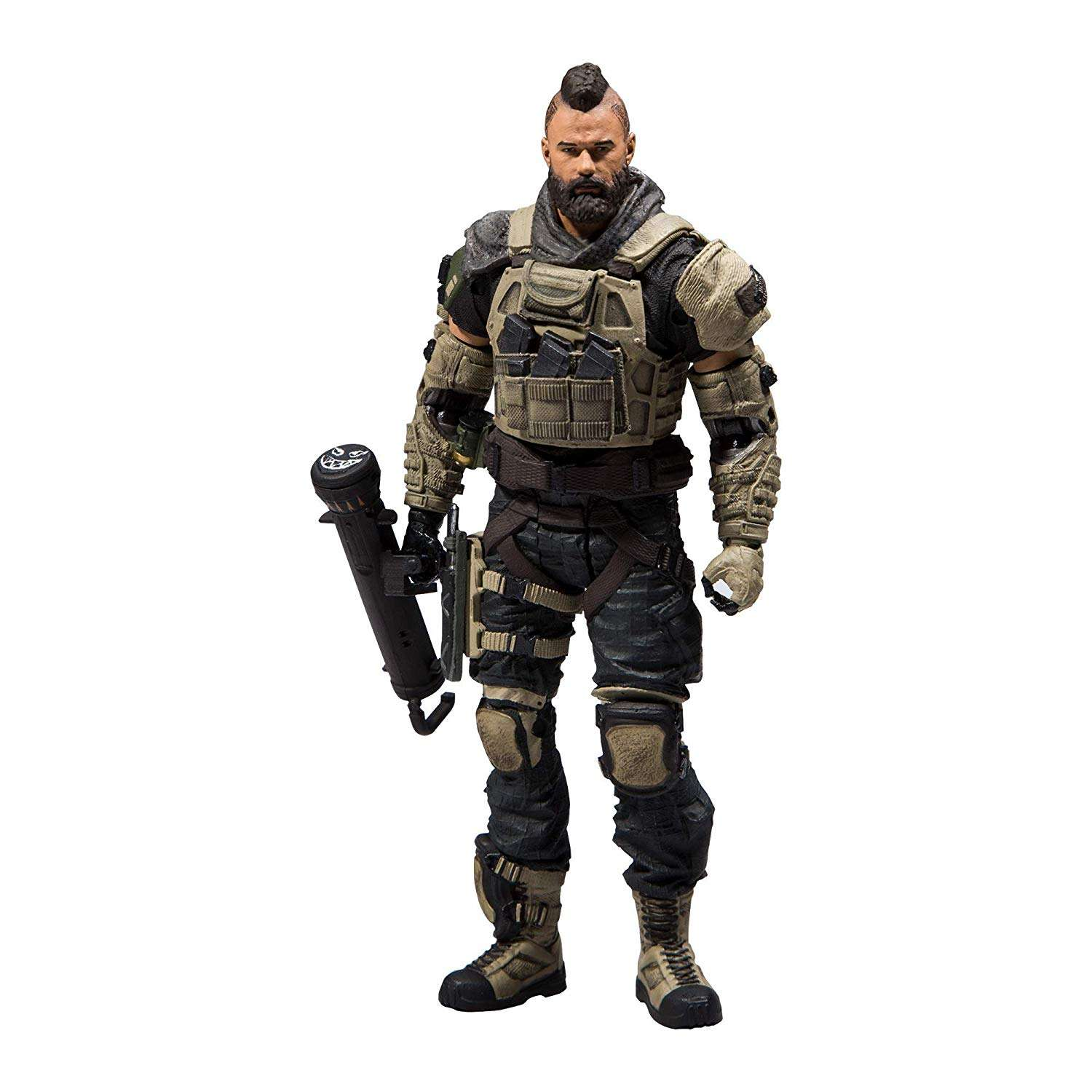 Action Figure: Call of Duty - Donnie
