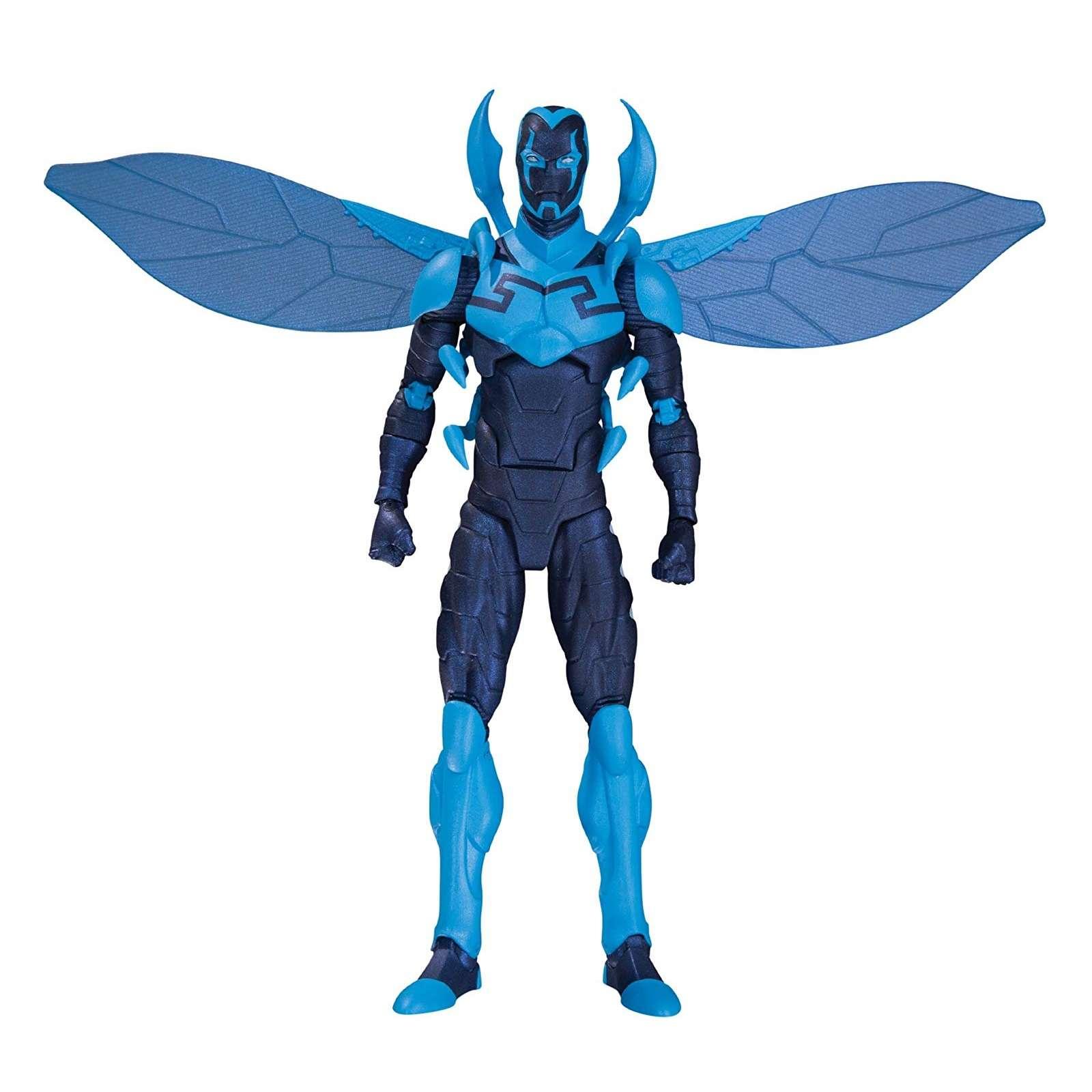 Action Figure: DC Comics - Blue Beetle Photo