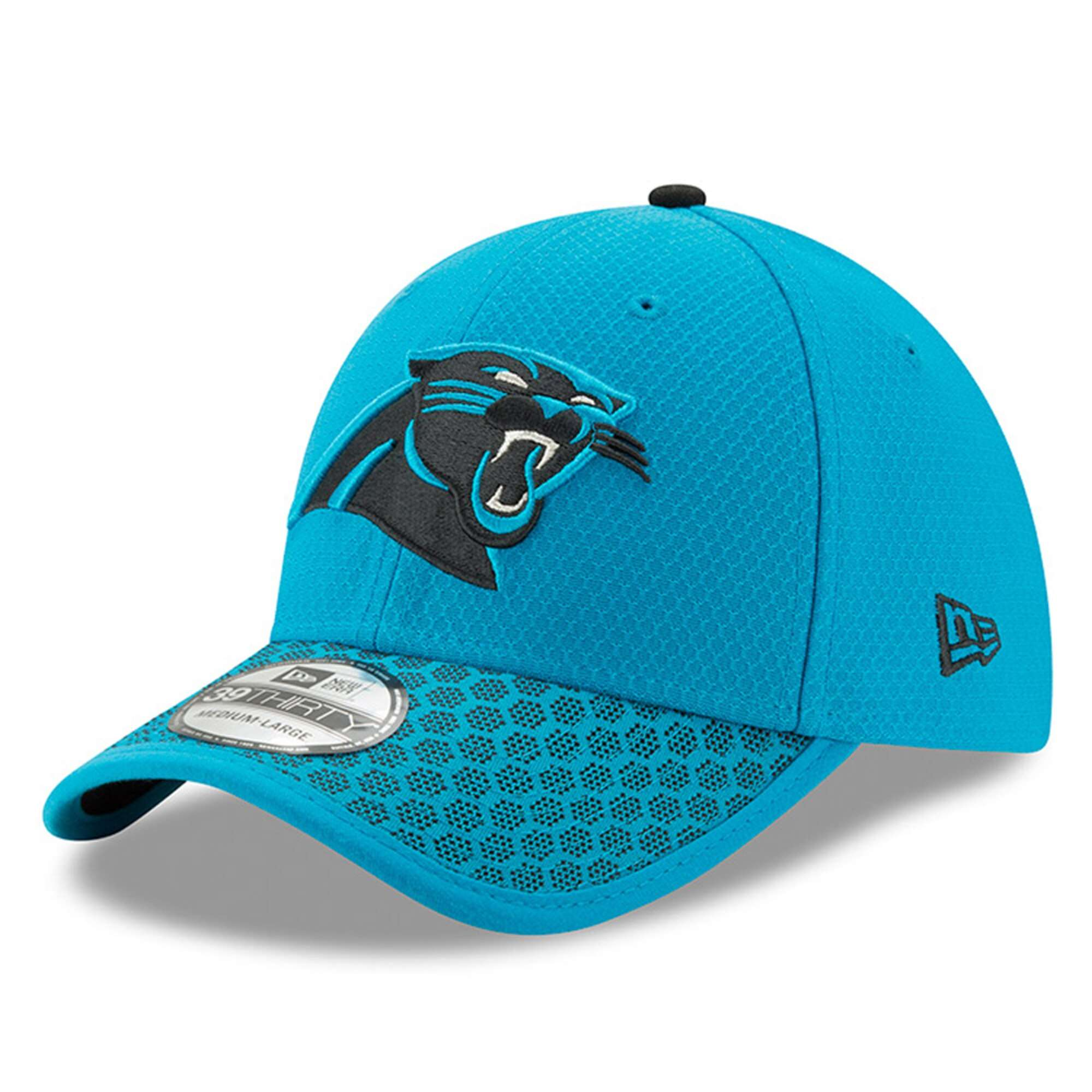 Hat: NFL - Carolina Panthers Blue Sideline Official 39THIRTY Photo