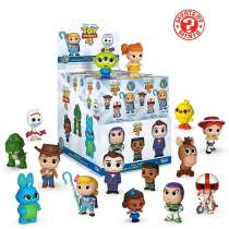 Mystery Mini - Toy Story 4 Characters Blind Box (1 Pcs) Photo