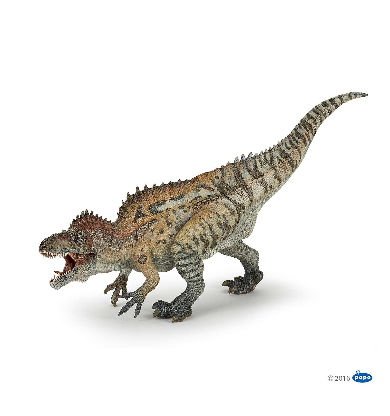 Animal Figure: Dinosaur - Acrocanthosaurus Photo