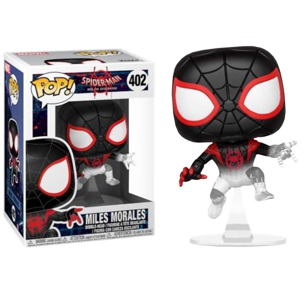 POP!: Spider Man - Miles Morales Translucent (Exclusive) Photo