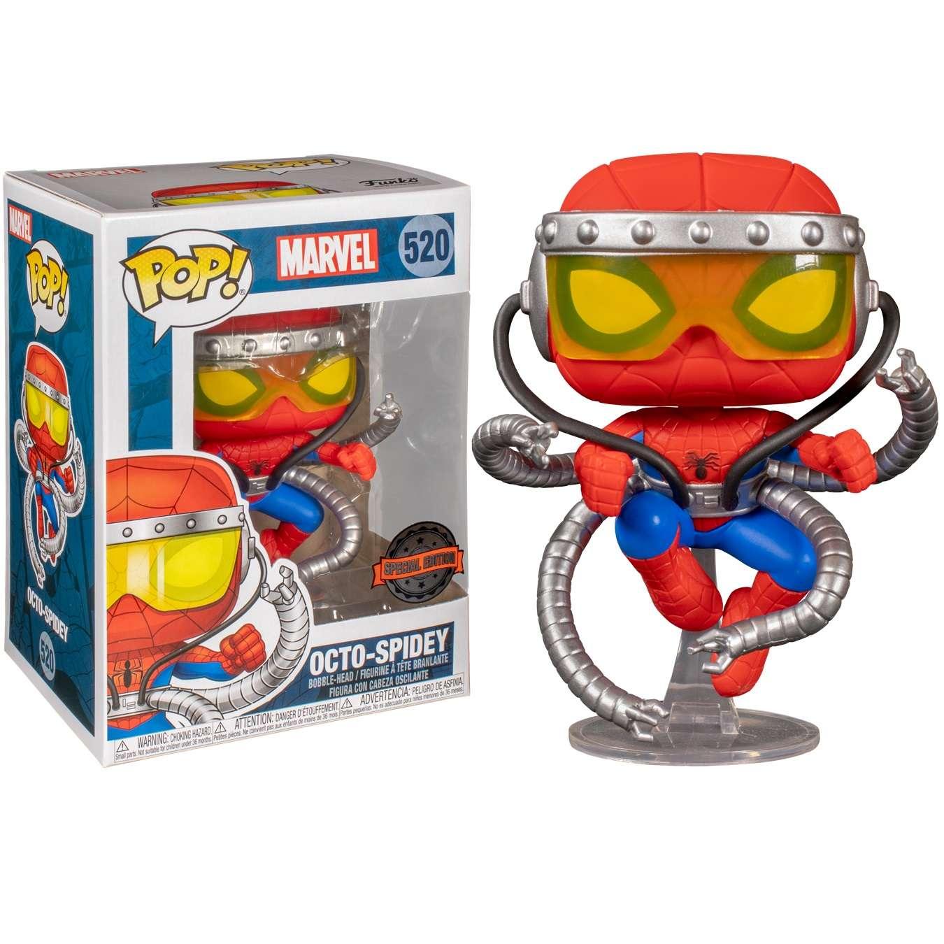 POP!: Spider Man - Octo-Spidey (Exclusive) Photo
