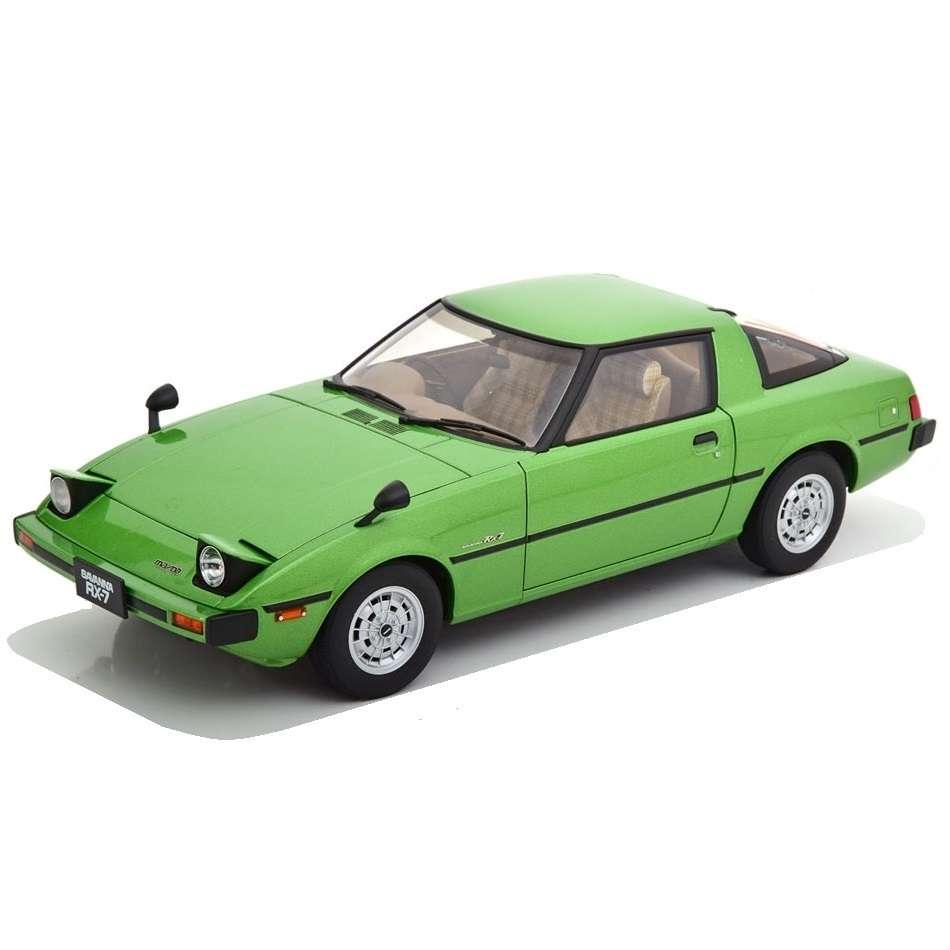 Diecast Car 1/18: Street Cars - Mazda Savanna RX-7 (SA) GT-Limited, 1978 Photo